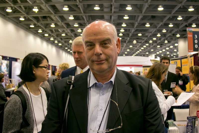 Professor Jacob Lavee, director of the Heart Transplantation Unit at Israel's largest medical center, Sheba Medical Center. (Alex Ma/Epoch Times)