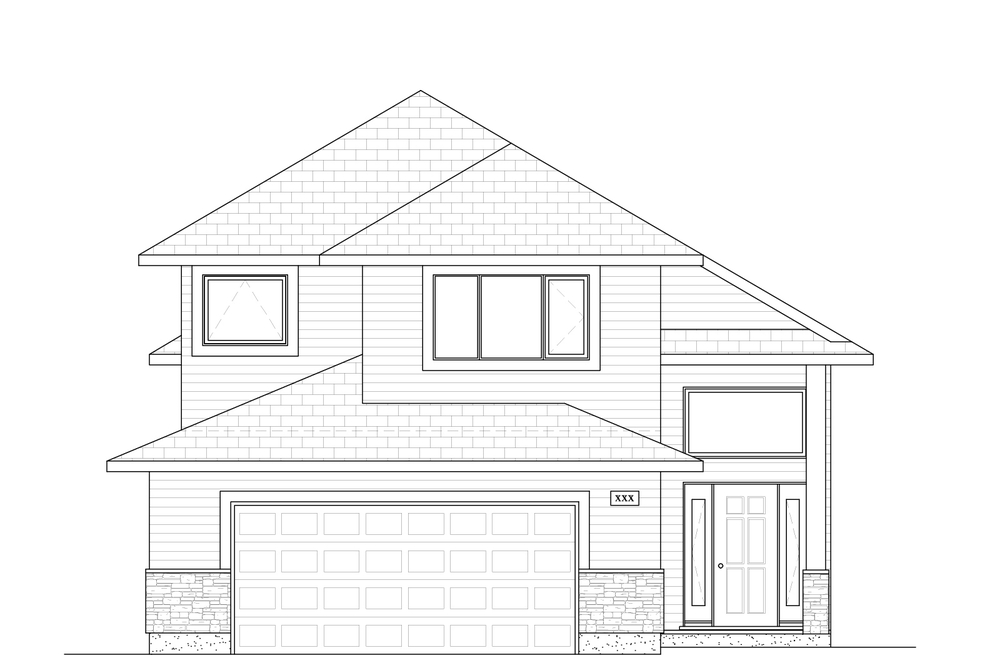 1548 Sq Ft.  32′ Wide  3 Bed / 2 Bath