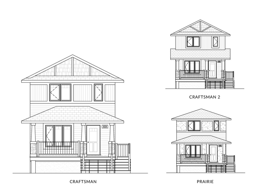 1150 Sq Ft. 20′ Wide 3 Bedroom Main Suite