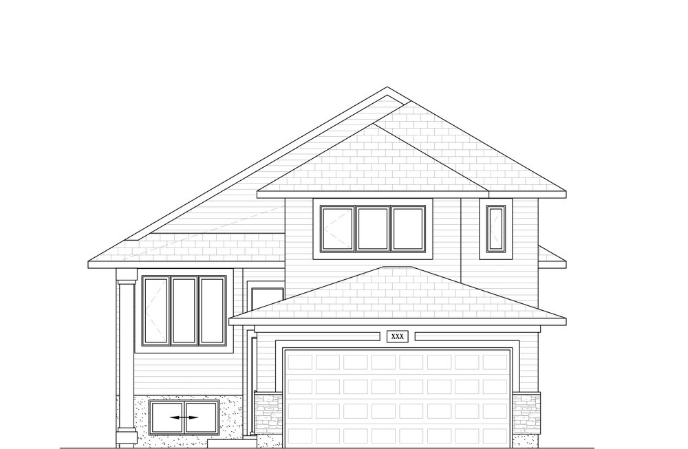 1384 Sq Ft.  40′ Wide  3 Bed / 2 Bath