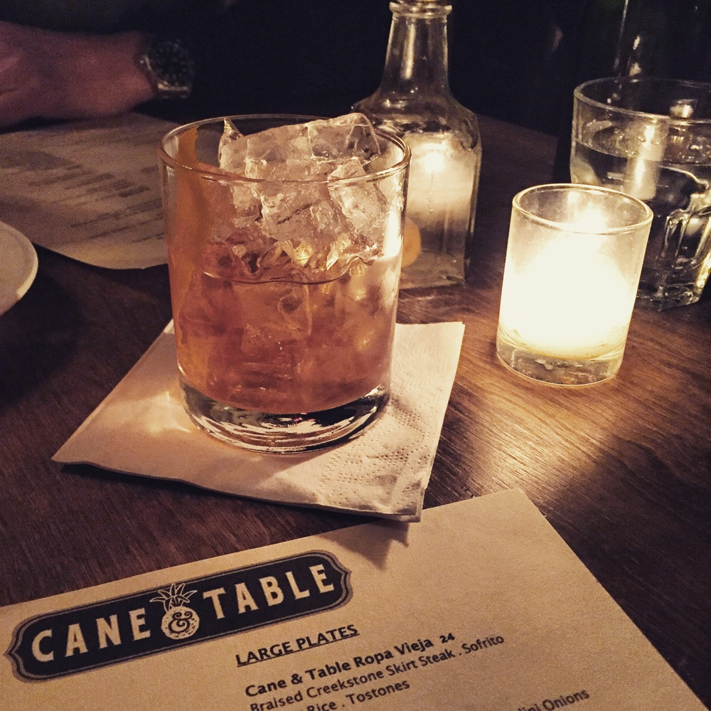 Cane & Table  1113 Decatur Street  French Quarter