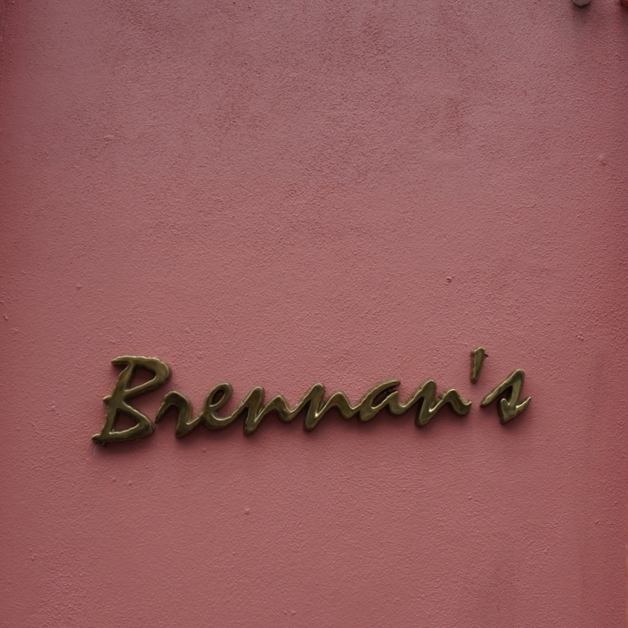 Brennan's  417 Royal Street  French Quarter