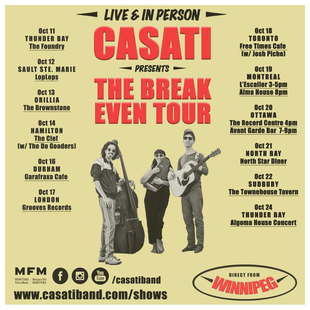 CASATI Break Even Tour Instagram Poster.jpg