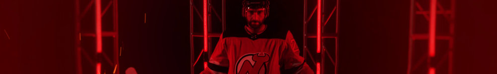 Devils Player Prompts - Customized in-house for the whole roster.