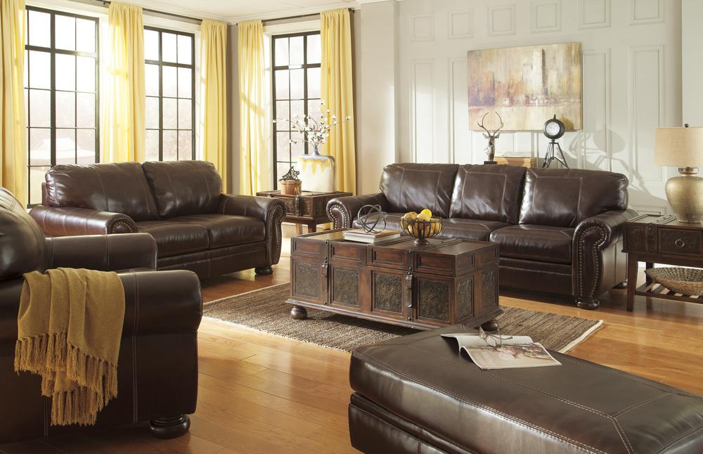 Ashley Banner  $1,279.99 Sofa $1,229.99 Loveseat