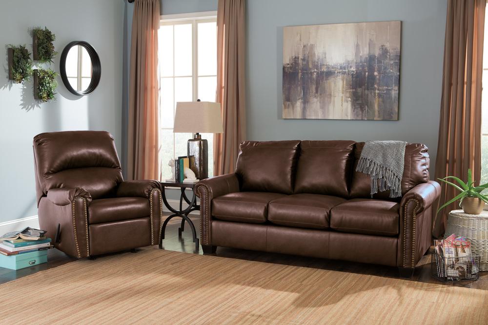 Ashley Lottie DuraBlend $849.99 Sofa