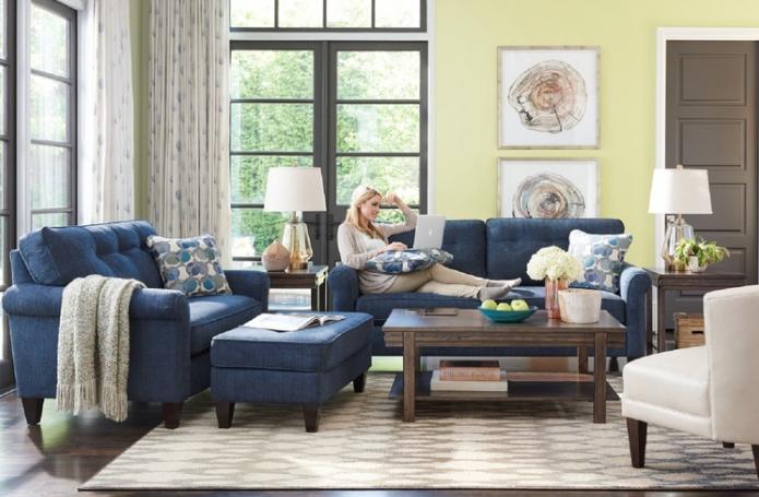 La-Z-Boy Laurel $819.99 Sofa $689.99 Chair and a Half