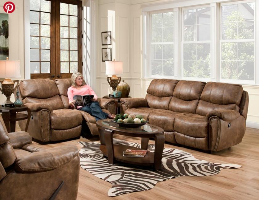 Franklin Richmond Vegan Suede $979.99 Reclining Sofa $959.99 Reclining Loveseat $1199.99 Power Reclining Sofa
