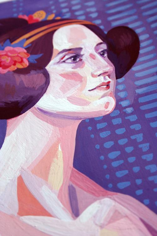 Ada Lovelace  detail