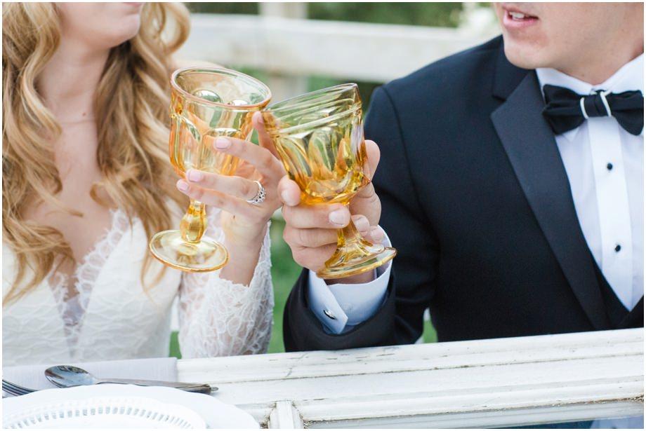Retro Ranch wedding photography
