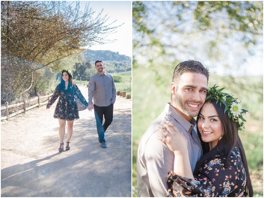 Coto De Caza Engagement Photographer