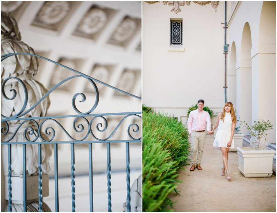 Pasadena City Hall Wedding Photography