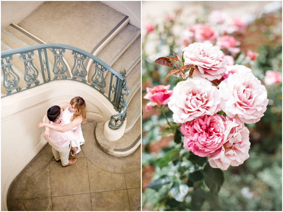 Pasadena City Hall wedding photographer