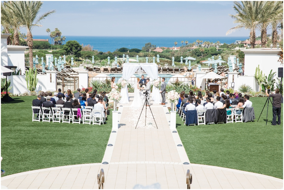 St. Regis Monarch Beach Wedding Photographer Dana Point
