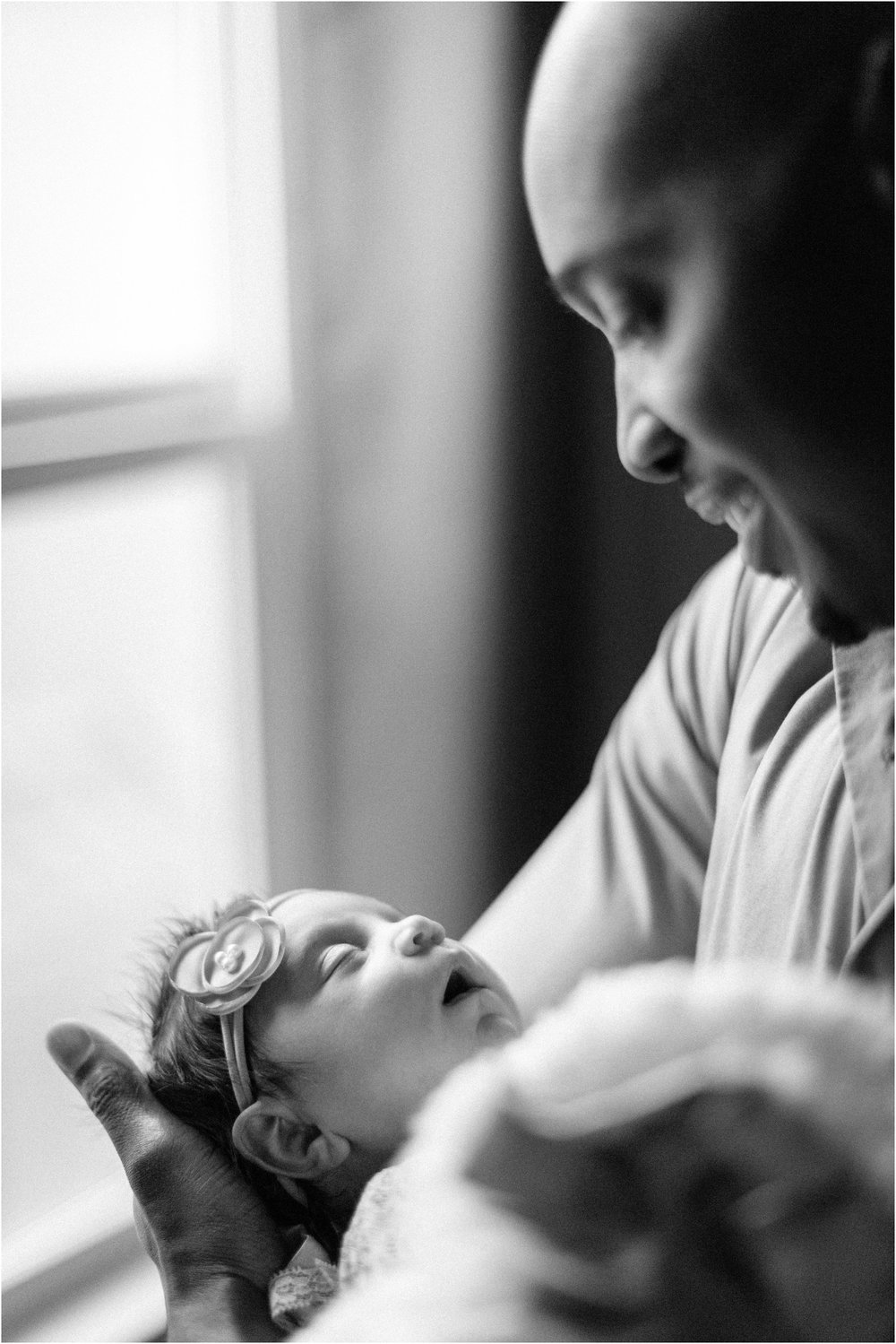 Los Angeles Lifestyle Newborn Photography