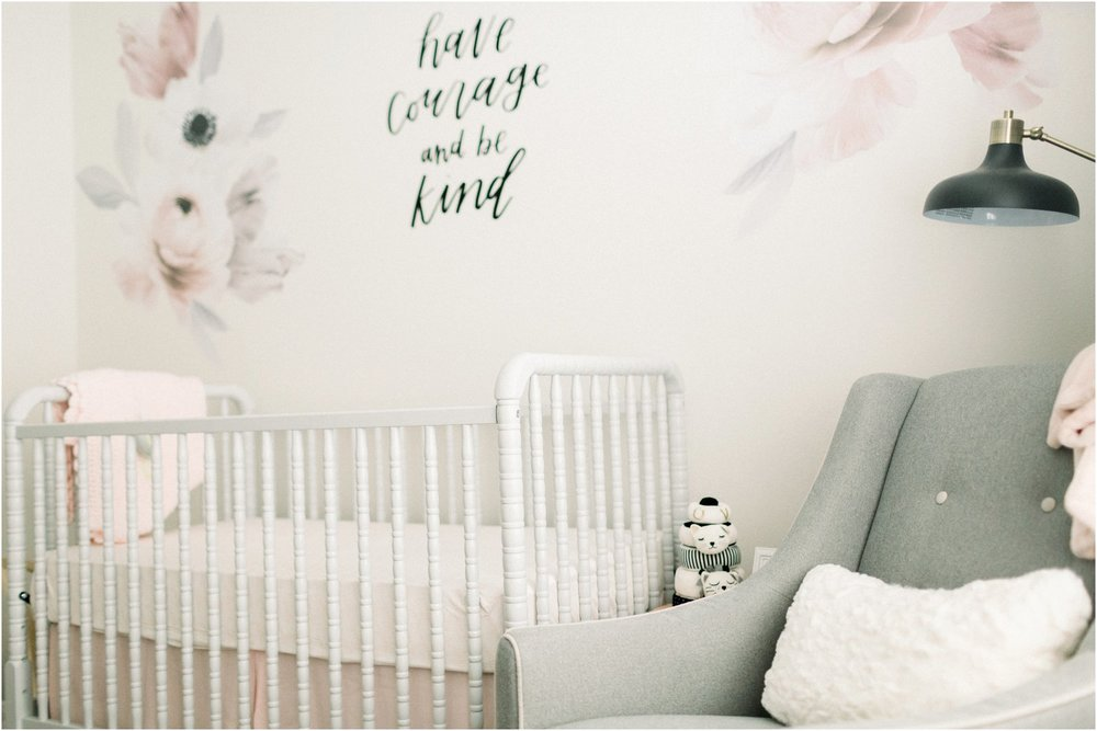 DaVinci Jenny Lind Crib - California newborn photographer shares her baby registry must haves