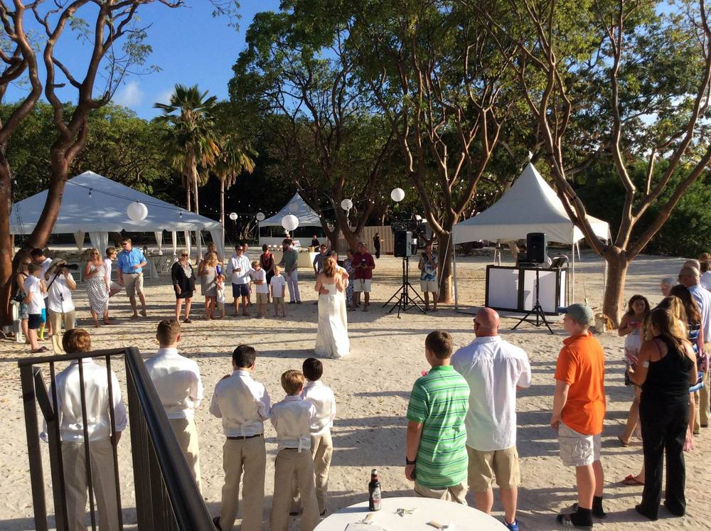 Key West Wedding DJ