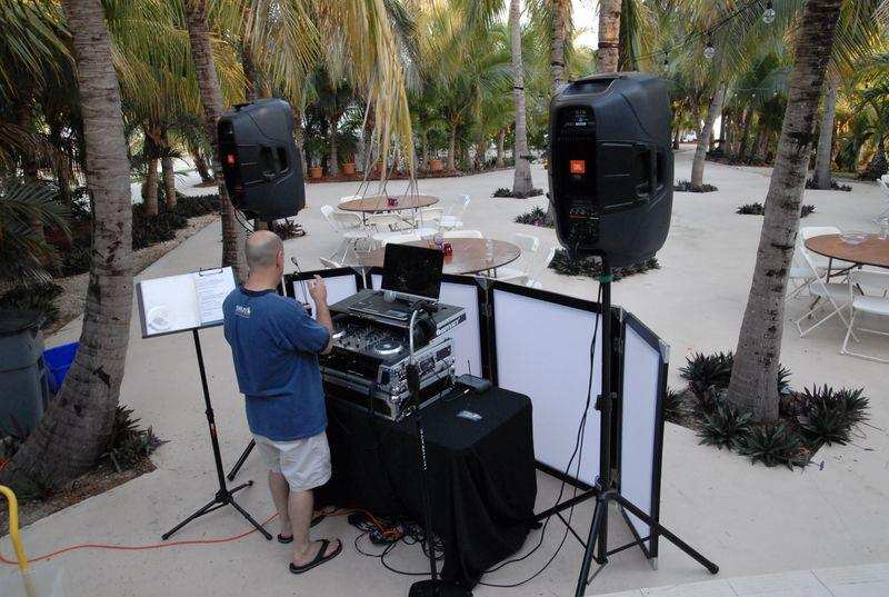 Wedding DJ in Florida