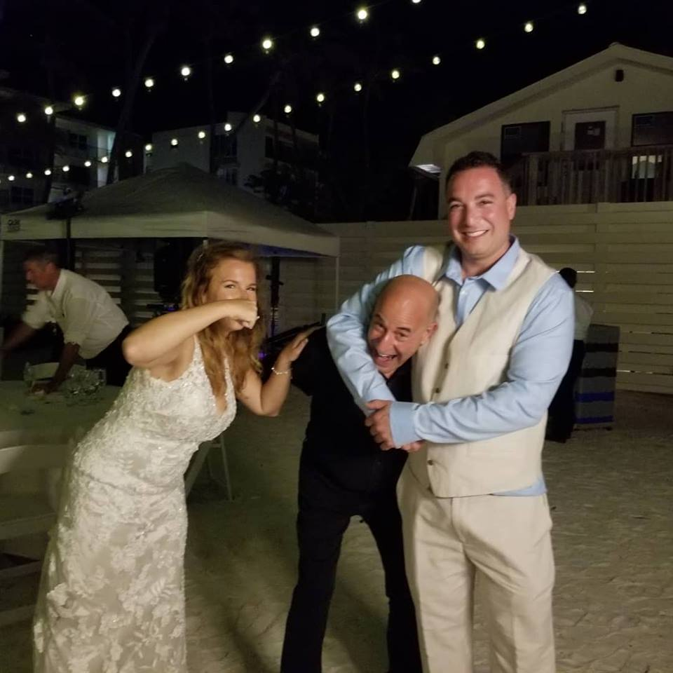 Key Largo's Best Wedding DJ