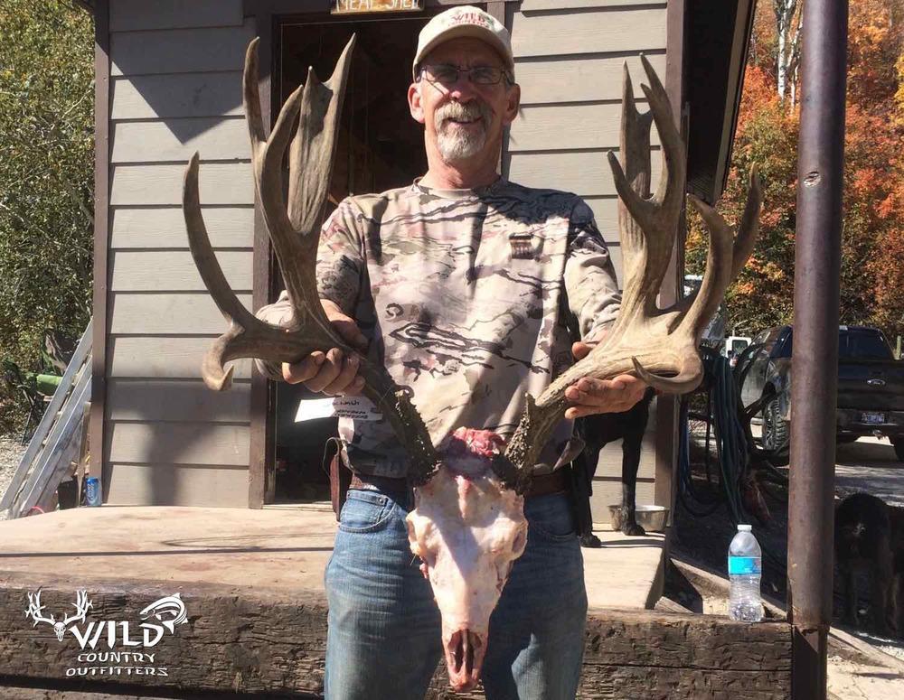 kenny taylor mule deer
