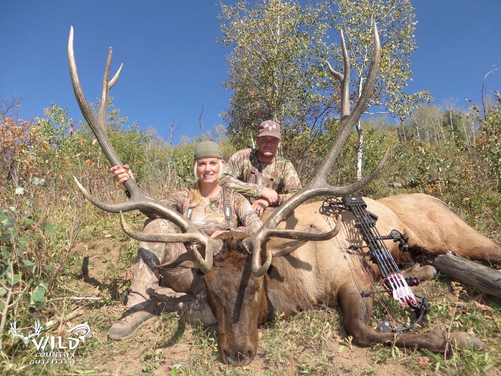 utah archery bull elk hunt tiffany lakosky the crush.jpg