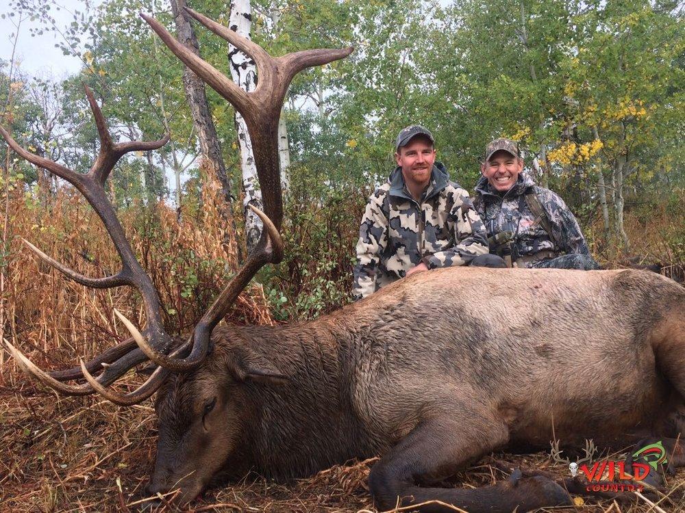 Utah bull elk hunting 2016 archery (1).jpg