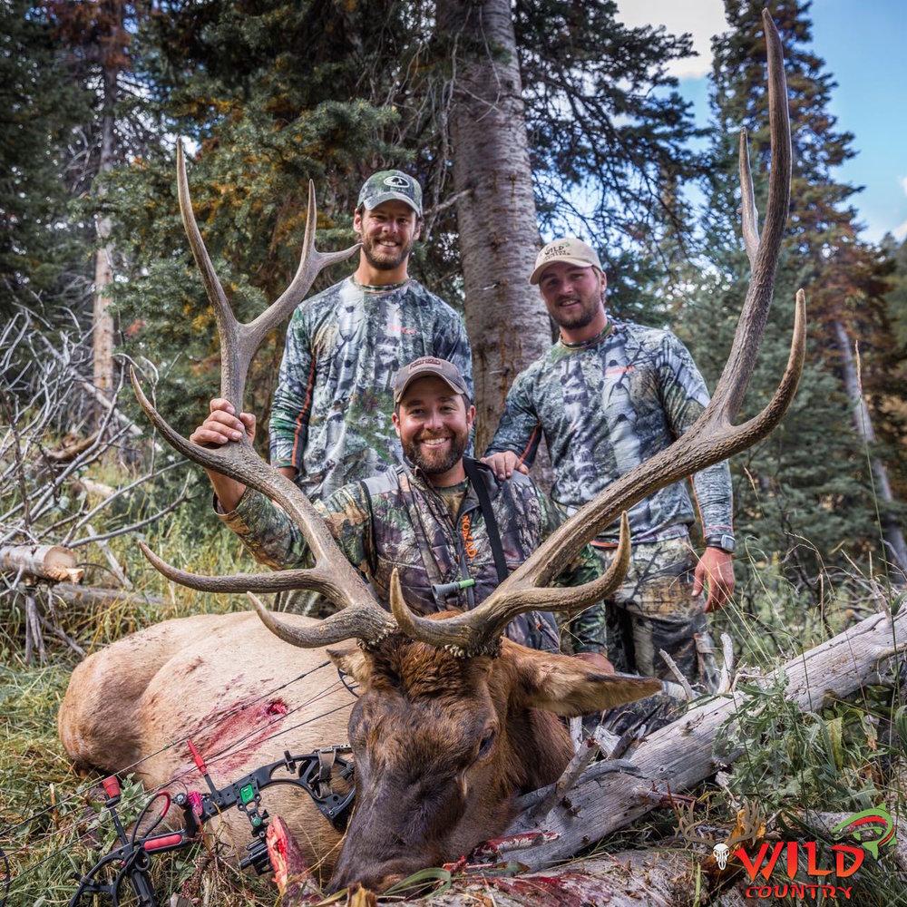 Utah bull elk hunt Archery JP bass pro.jpg