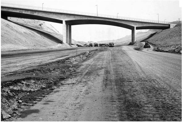 empty highway