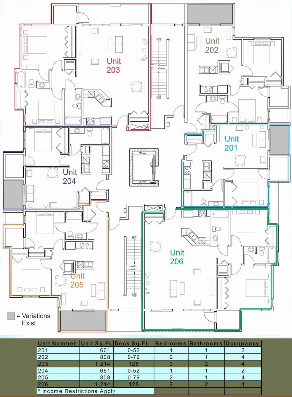 Lakewood Terrace - Second Floor