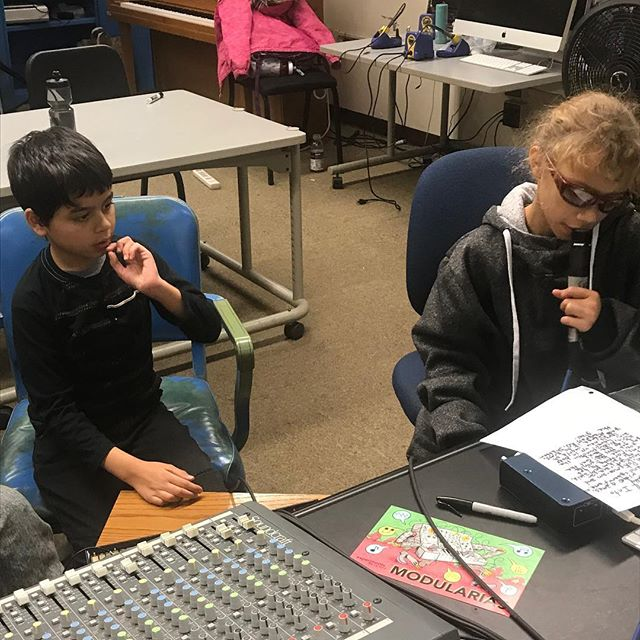 Hardware beats and vocoder freestyling about Mariokart, just another Sunday for the Sonic Arts For All students! #sonicartsforall . . . . . . #nyc #brooklyn #music #musictechnology #musictech #children #education #kids  #newyorkcity #sonicarts #soundart #sound #tech #classroom #musiclessons #learning #musiceducation  #electronicmusic #synths #midi #musiced #newyork #specialed #specialeducation