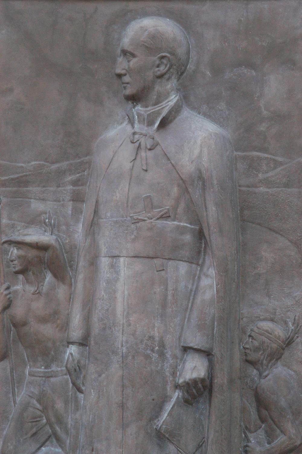 Monument en l'honneur du Père Marquette