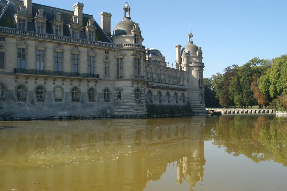 Château de Chantilly - exterieur