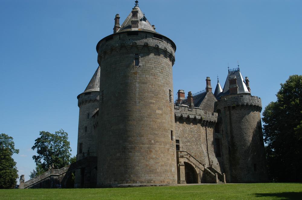 La Château de Chateaubriand