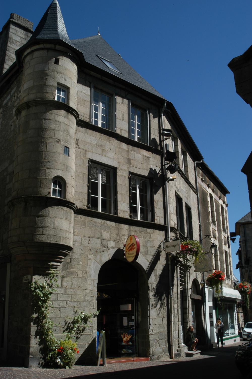 Une maison du 16e siècle