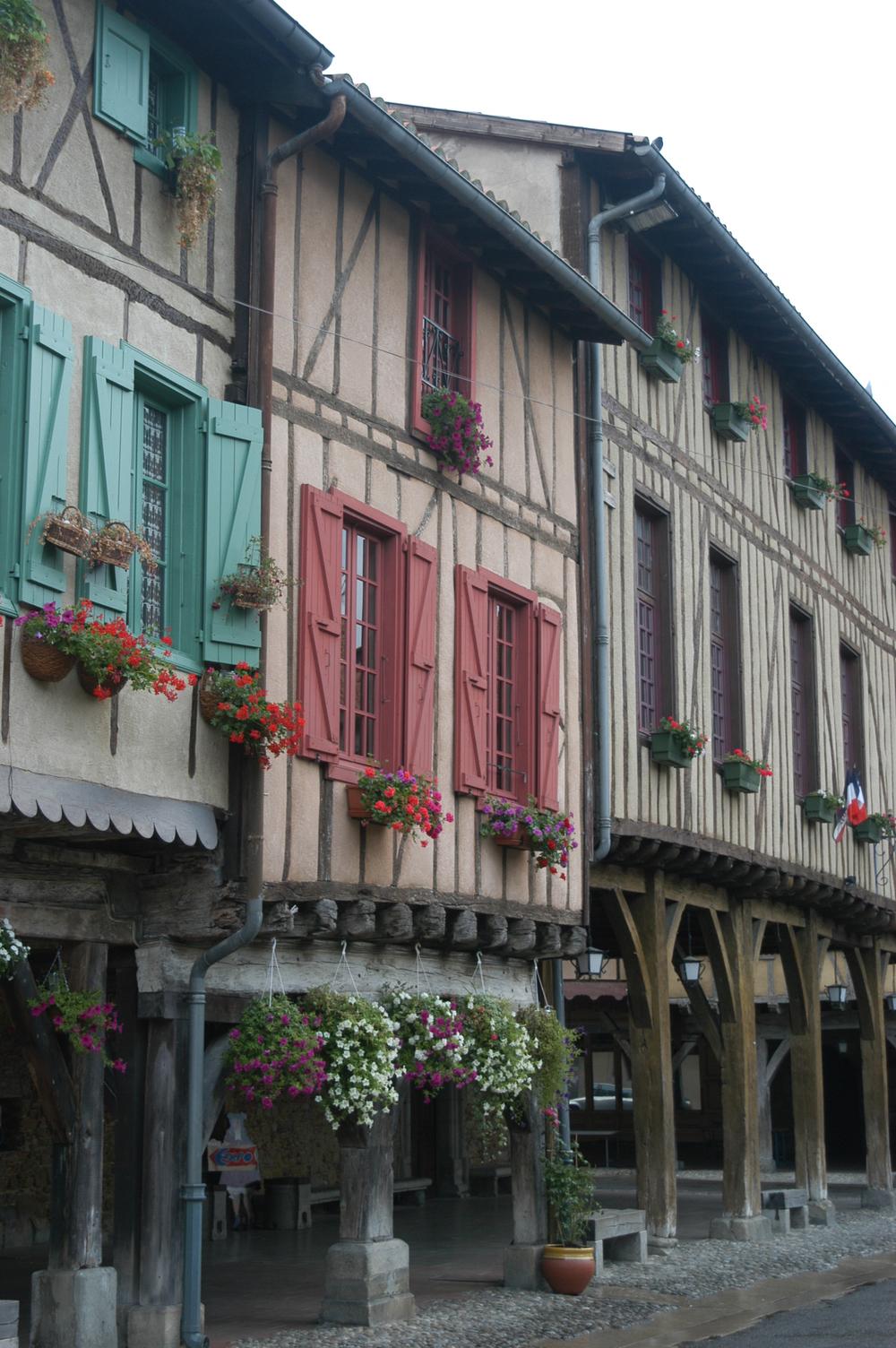 Une vieille rue de Mirepoix