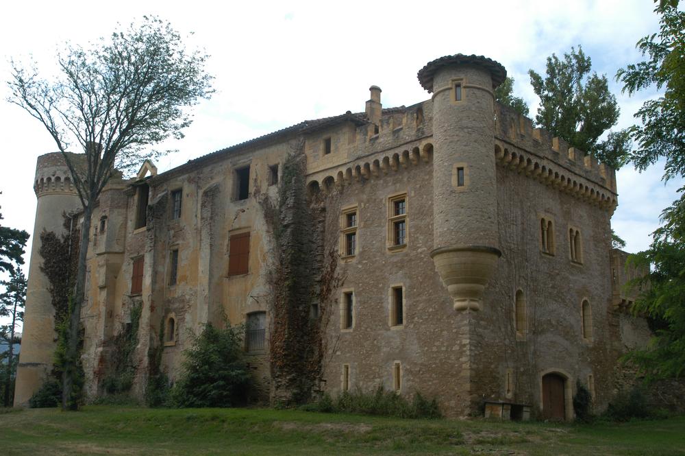 Le châteaude de Vaudreuille