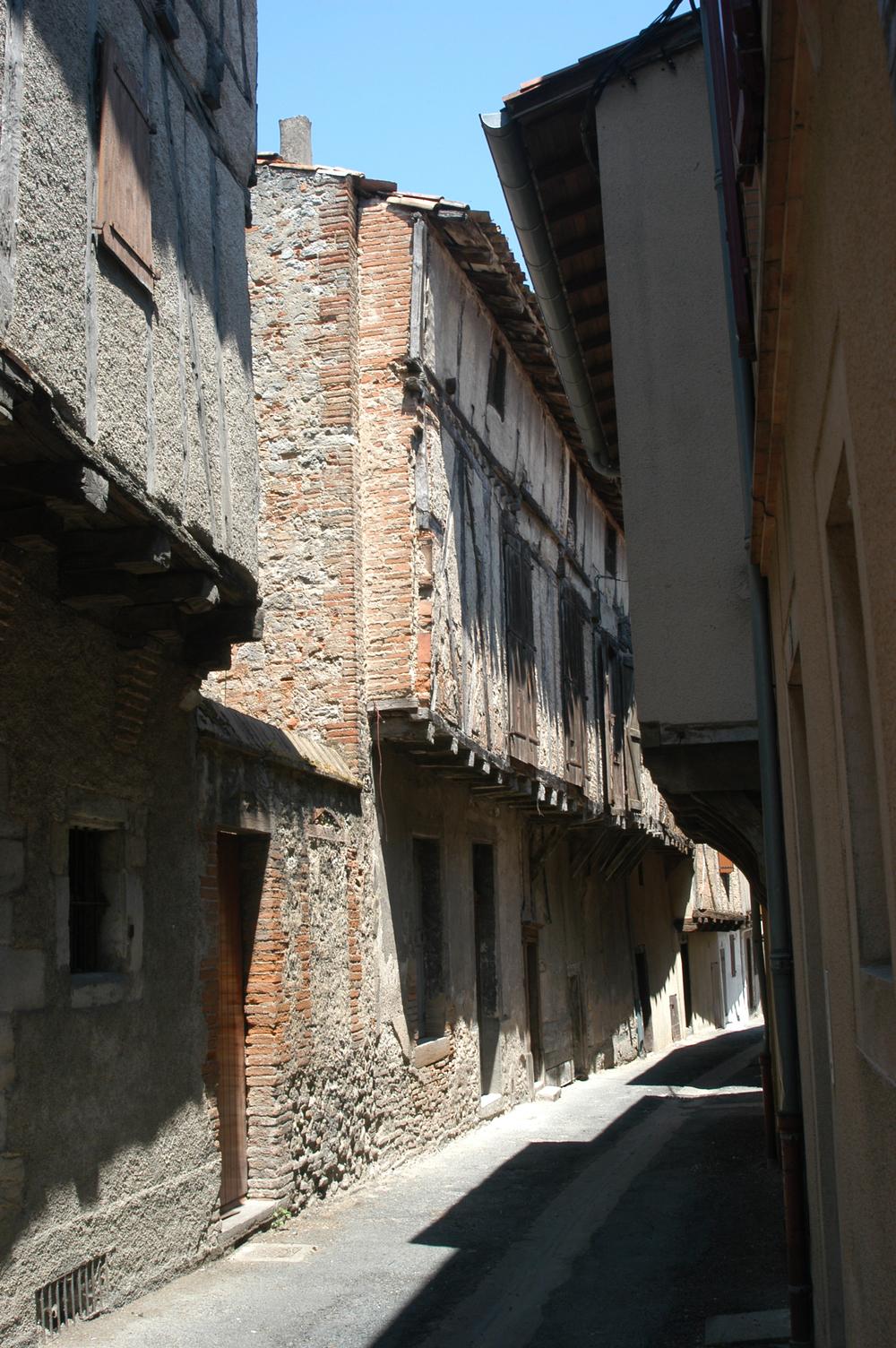 rue Panessac