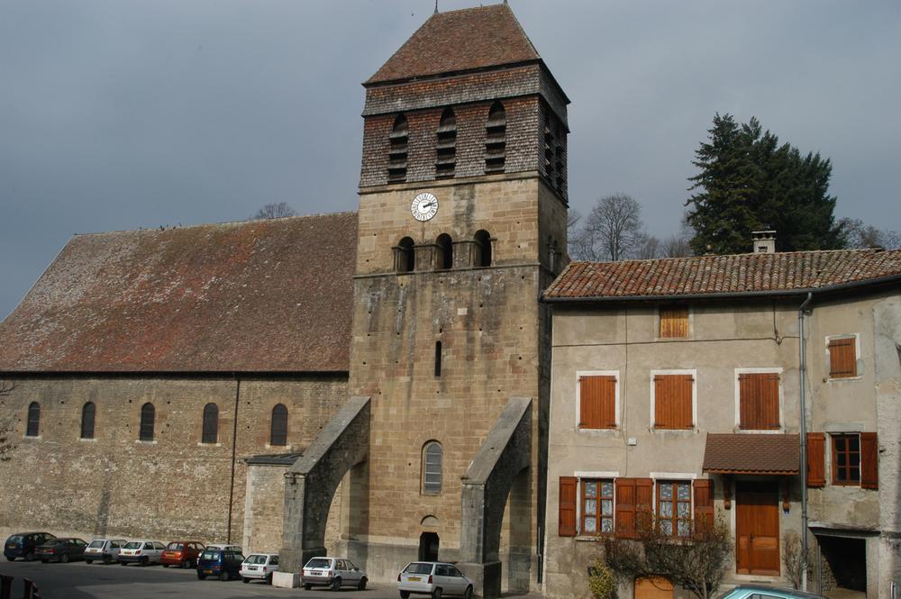 L'église de Saint-Chef