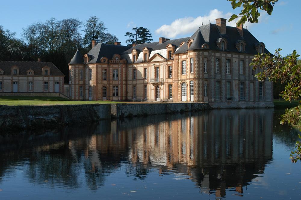 le château de Mgr de Montmorency de Laval