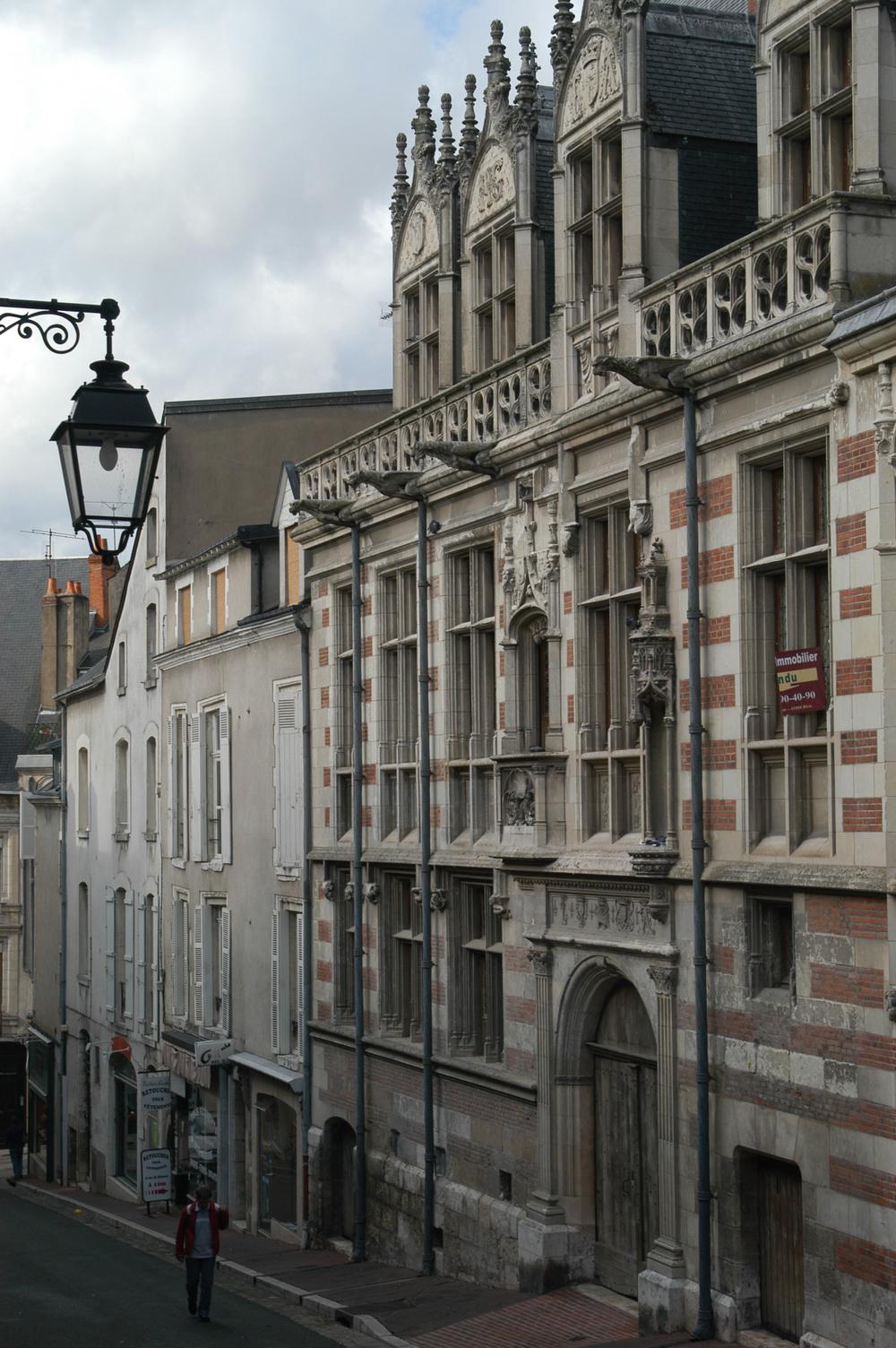Maison natale de l'Intendant Bégon