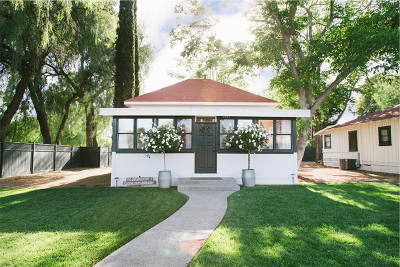 Coyote Brush - 3 Bedroom, 2 bathroom bungalowTotal 1150 square feetAccommodates 6 adults + children