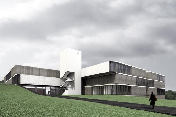 Sede do Governo Regional de Wexford | com Tiago Coelho arqº