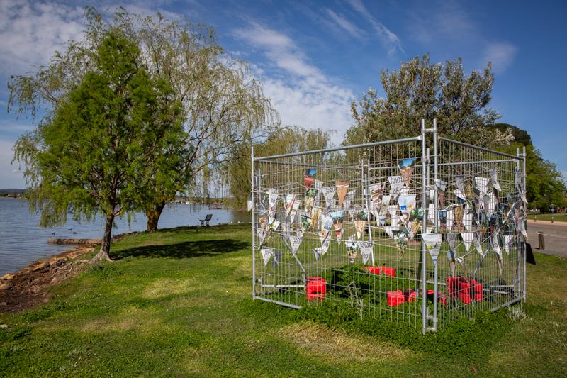 Lake Wendouree - Sarah Pirrie - NT