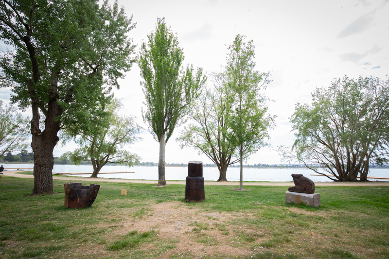 Lake Wendouree -Bruce Armstrong - Vic