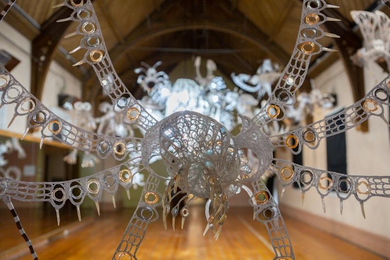 Welcome Centre- Jenny Crompton - Victoria