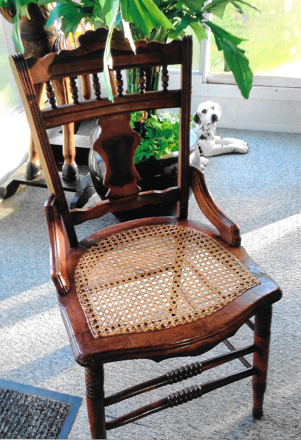 Chair Caning, Reupholstery And Repair