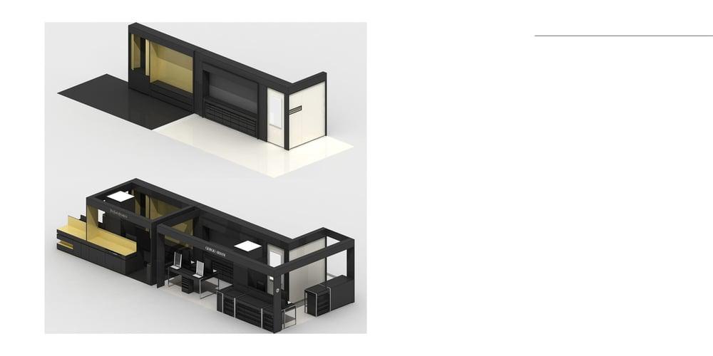 L'Oreal, Head Of Store Design, Luxury