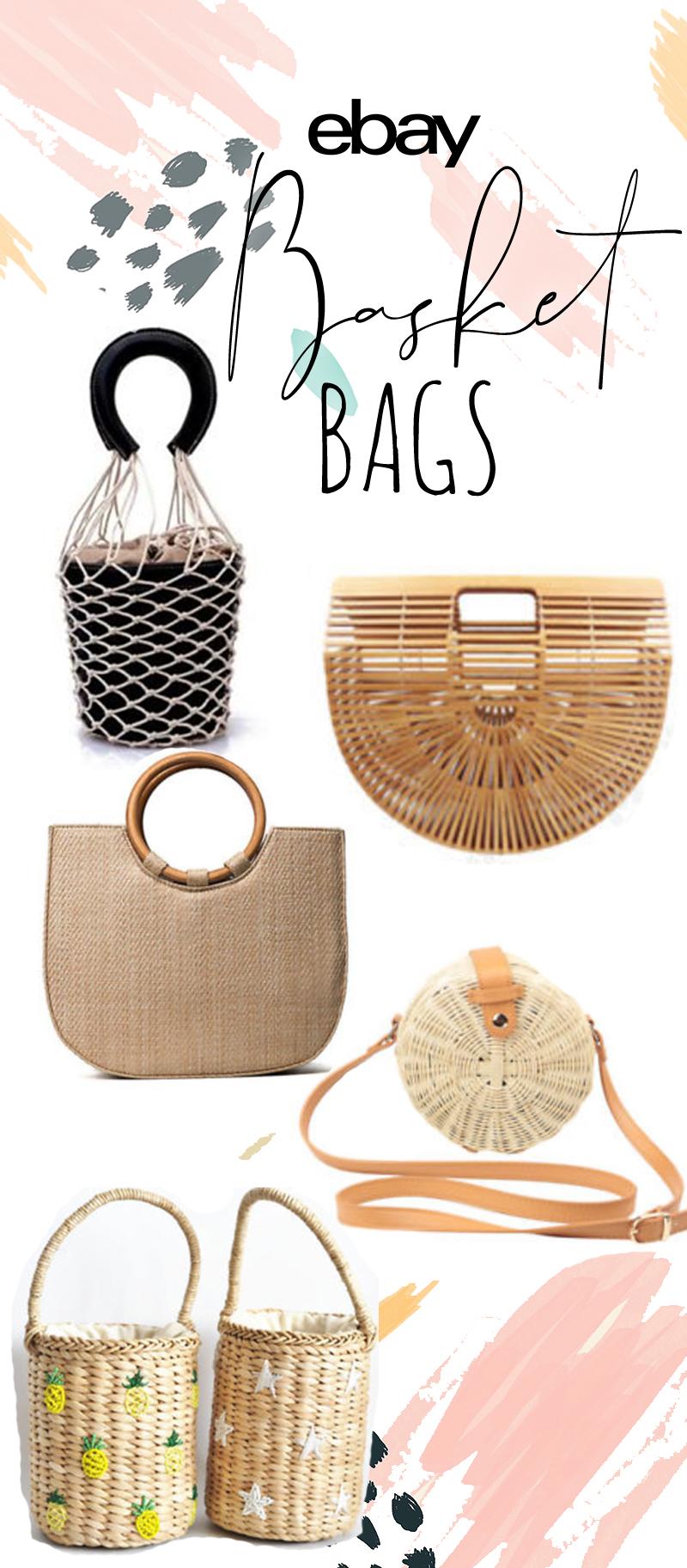 best eBay basket bag bargain. life of ellie grace. manchester, uk beauty and style blog. manchester blog. uk beauty blog. uk lifestyle blog. manchester lifestyle blog.