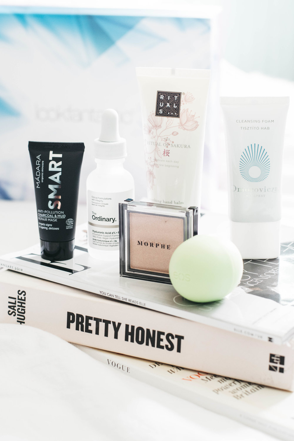 lookfantastic march 2019 beauty box review