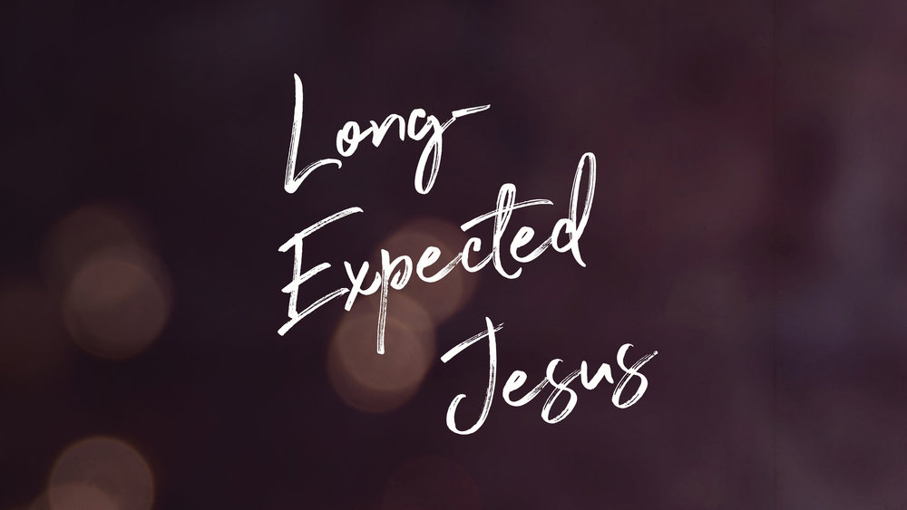 Each year the church celebrates the Advent season.  This year, we want to slow down through all the hustle and bustle of the season and take time to anticipate Jesus' return.  Just like the Jews 2000 years ago anticipated the coming Messiah, we, today, want to anxiously and active anticipate Jesus' return.